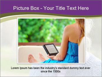Cute Grandmama PowerPoint Template - Slide 15