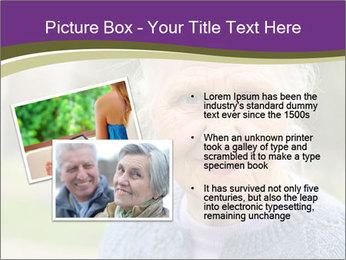 Cute Grandmama PowerPoint Template - Slide 20