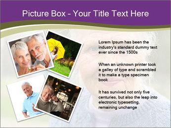 Cute Grandmama PowerPoint Template - Slide 23