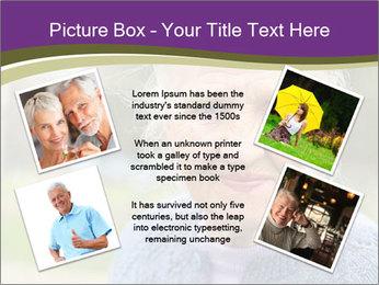 Cute Grandmama PowerPoint Template - Slide 24