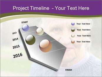Cute Grandmama PowerPoint Template - Slide 26