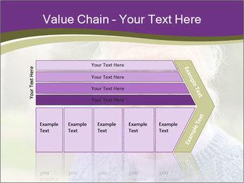Cute Grandmama PowerPoint Template - Slide 27
