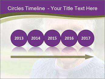 Cute Grandmama PowerPoint Template - Slide 29
