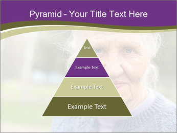 Cute Grandmama PowerPoint Template - Slide 30
