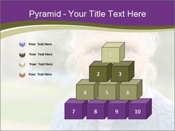 Cute Grandmama PowerPoint Template - Slide 31