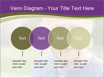 Cute Grandmama PowerPoint Template - Slide 32