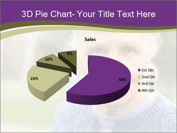 Cute Grandmama PowerPoint Template - Slide 35