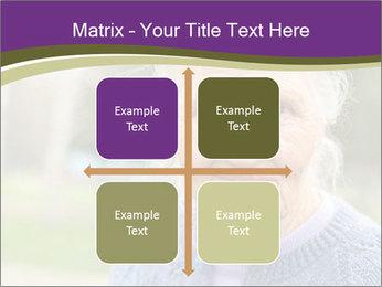 Cute Grandmama PowerPoint Template - Slide 37