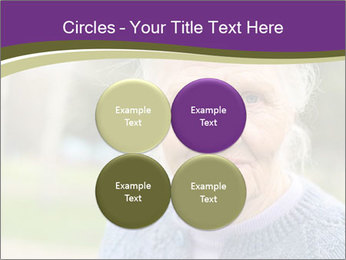 Cute Grandmama PowerPoint Template - Slide 38