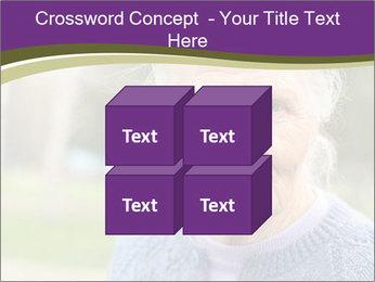 Cute Grandmama PowerPoint Template - Slide 39