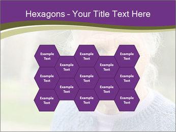 Cute Grandmama PowerPoint Template - Slide 44