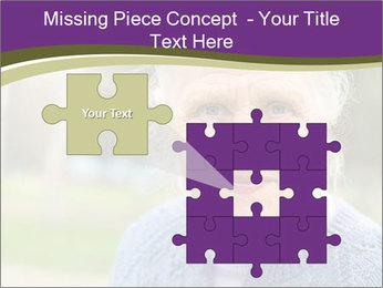 Cute Grandmama PowerPoint Template - Slide 45