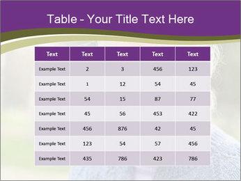 Cute Grandmama PowerPoint Template - Slide 55
