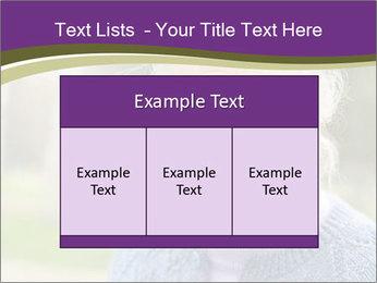 Cute Grandmama PowerPoint Template - Slide 59