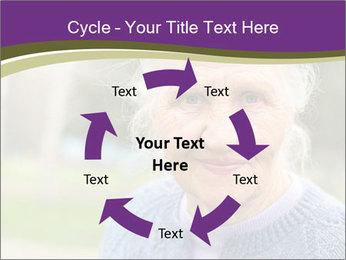 Cute Grandmama PowerPoint Template - Slide 62