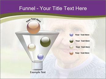Cute Grandmama PowerPoint Template - Slide 63