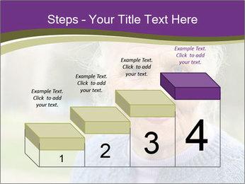 Cute Grandmama PowerPoint Template - Slide 64