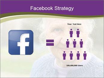 Cute Grandmama PowerPoint Template - Slide 7