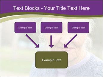 Cute Grandmama PowerPoint Template - Slide 70