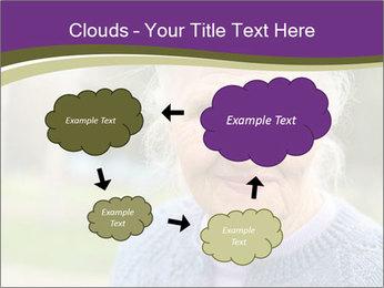 Cute Grandmama PowerPoint Template - Slide 72