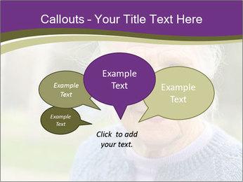 Cute Grandmama PowerPoint Template - Slide 73