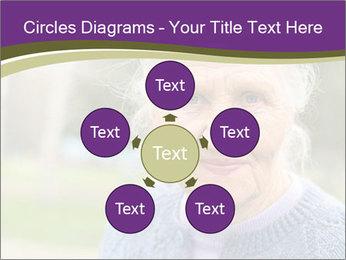 Cute Grandmama PowerPoint Template - Slide 78