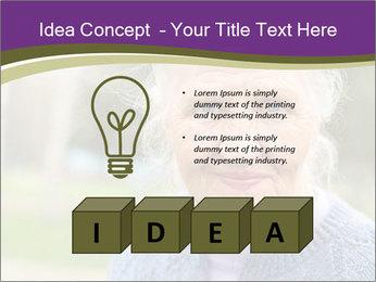Cute Grandmama PowerPoint Template - Slide 80