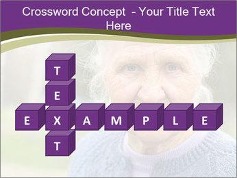 Cute Grandmama PowerPoint Template - Slide 82