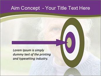 Cute Grandmama PowerPoint Template - Slide 83
