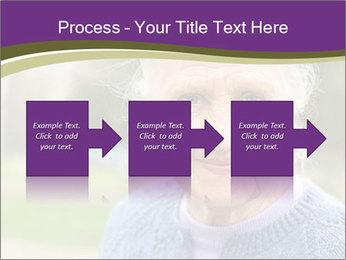 Cute Grandmama PowerPoint Template - Slide 88