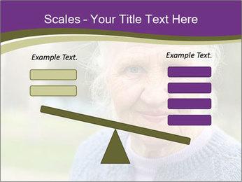 Cute Grandmama PowerPoint Template - Slide 89