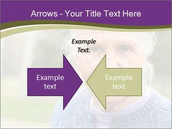 Cute Grandmama PowerPoint Template - Slide 90