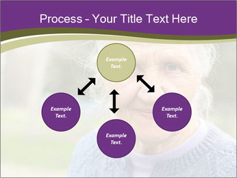 Cute Grandmama PowerPoint Template - Slide 91