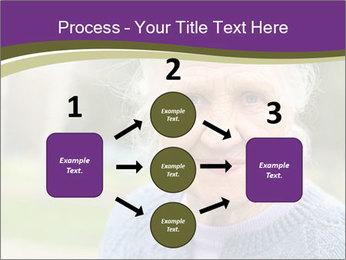Cute Grandmama PowerPoint Template - Slide 92