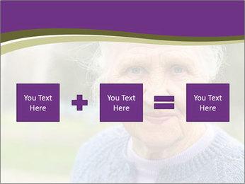 Cute Grandmama PowerPoint Template - Slide 95
