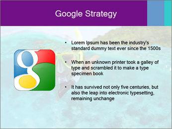 Diver In Googles PowerPoint Template - Slide 10