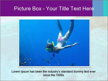 Diver In Googles PowerPoint Template - Slide 15