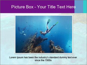 Diver In Googles PowerPoint Template - Slide 16