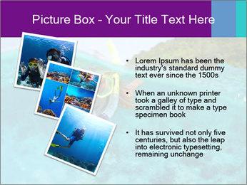Diver In Googles PowerPoint Template - Slide 17