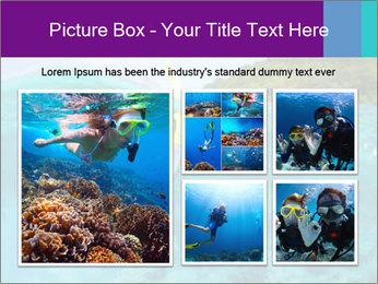 Diver In Googles PowerPoint Template - Slide 19