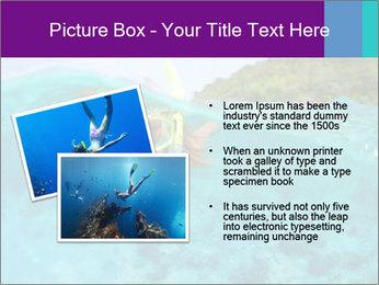 Diver In Googles PowerPoint Template - Slide 20