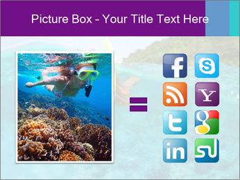 Diver In Googles PowerPoint Template - Slide 21