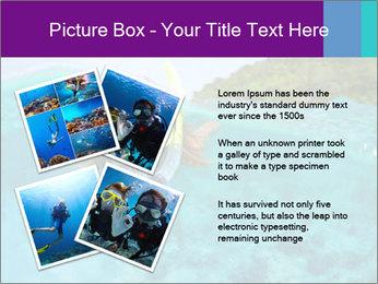 Diver In Googles PowerPoint Template - Slide 23