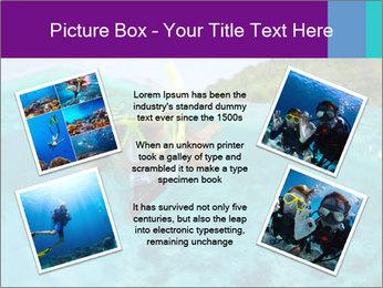 Diver In Googles PowerPoint Template - Slide 24