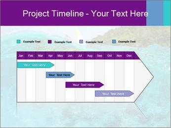 Diver In Googles PowerPoint Template - Slide 25