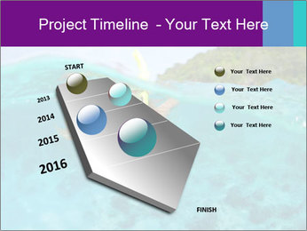 Diver In Googles PowerPoint Template - Slide 26