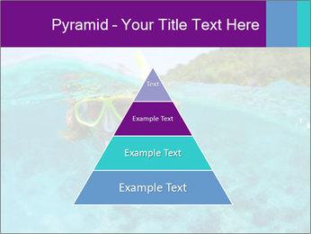 Diver In Googles PowerPoint Template - Slide 30