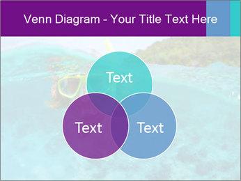 Diver In Googles PowerPoint Template - Slide 33