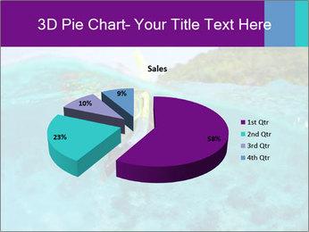 Diver In Googles PowerPoint Template - Slide 35