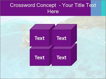 Diver In Googles PowerPoint Template - Slide 39
